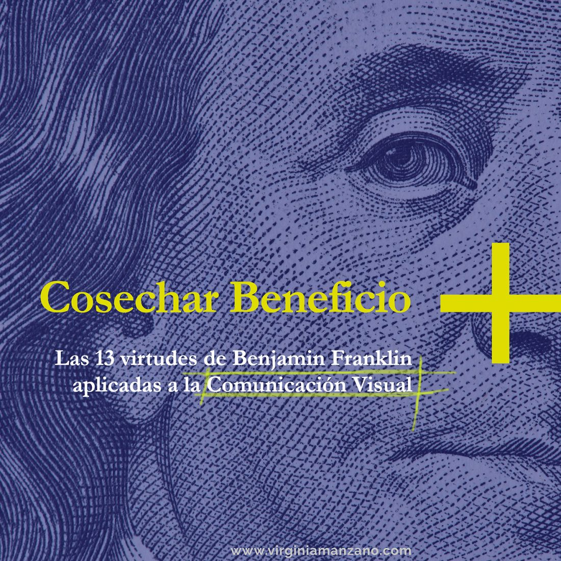 benjamin franklin comunicacion visual